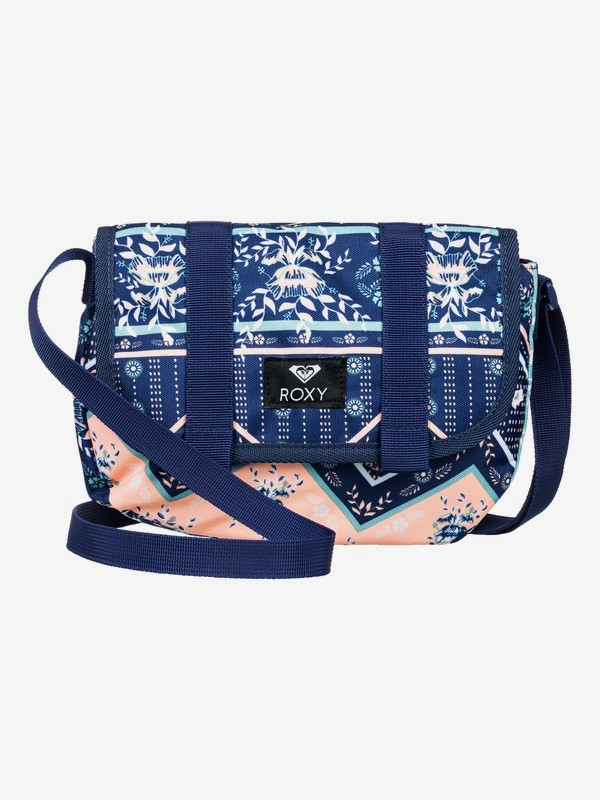 0 Back On You 1.8L - Piccola borsetta Blue ERJBP03852 Roxy