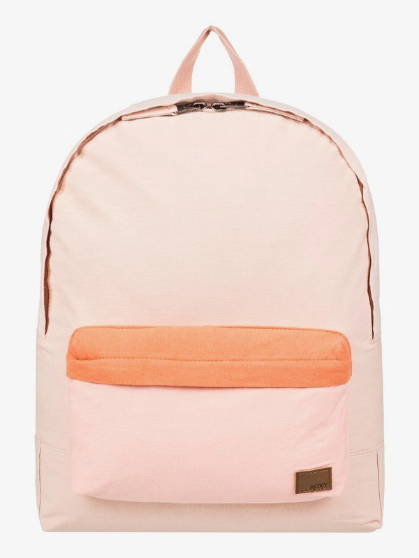 0 Sugar Baby Canvas 8L Extra-Small Backpack Beige ERJBP03923 Roxy