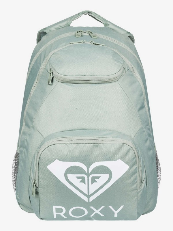 0 Shadow Swell 24L Medium Backpack Green ERJBP03954 Roxy