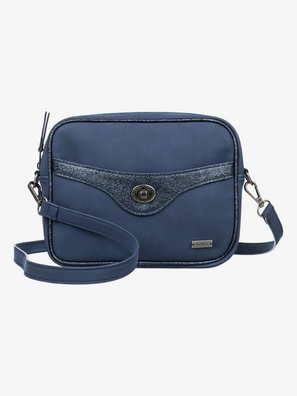 0 So Seventies - Petit sac bandoulière pour Femme Bleu ERJBP03983 Roxy
