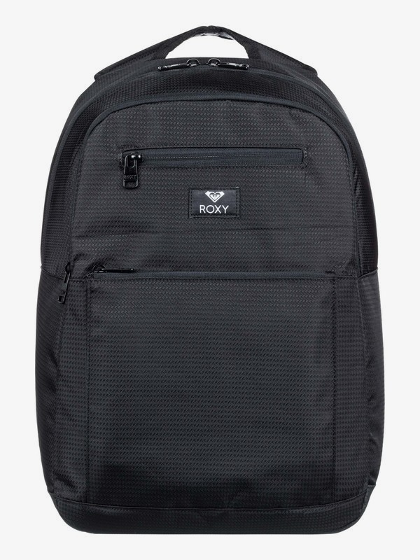 0 Here You Are 23.5L - Medium Backpack Black ERJBP04031 Roxy
