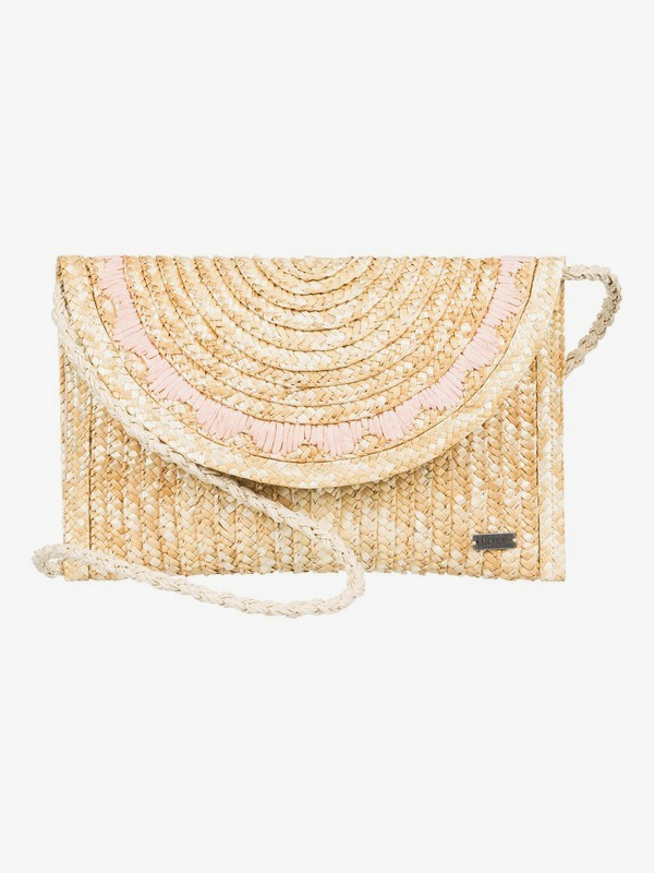 Salty But Sweet 0.5L - Small Straw Shoulder Bag  ERJBP04097
