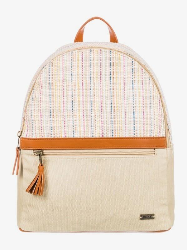 Make Some Rains - Straw Backpack  ERJBP04318
