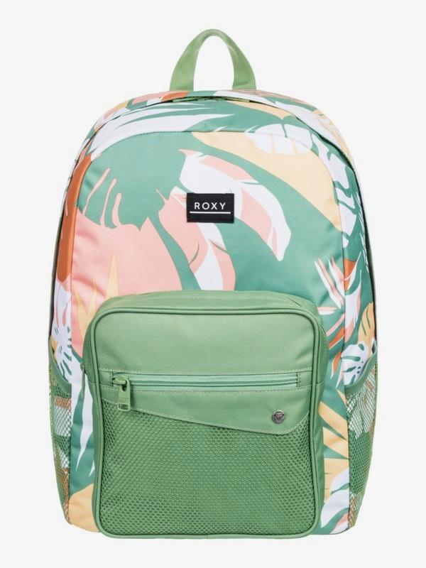 Best Time Printed 23L - Recycled Medium Backpack  ERJBP04340