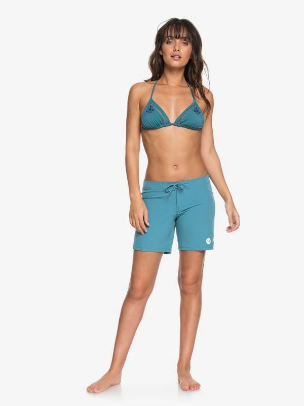 """To Dye 7"""" - Board Shorts for Women  ERJBS03039"""