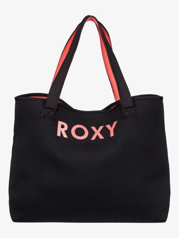0 All Things - Wendbarer Shopper Schwarz ERJBT03124 Roxy