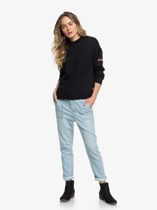 Crazy Night - Relaxed Fit Jeans for Women ERJDP03195