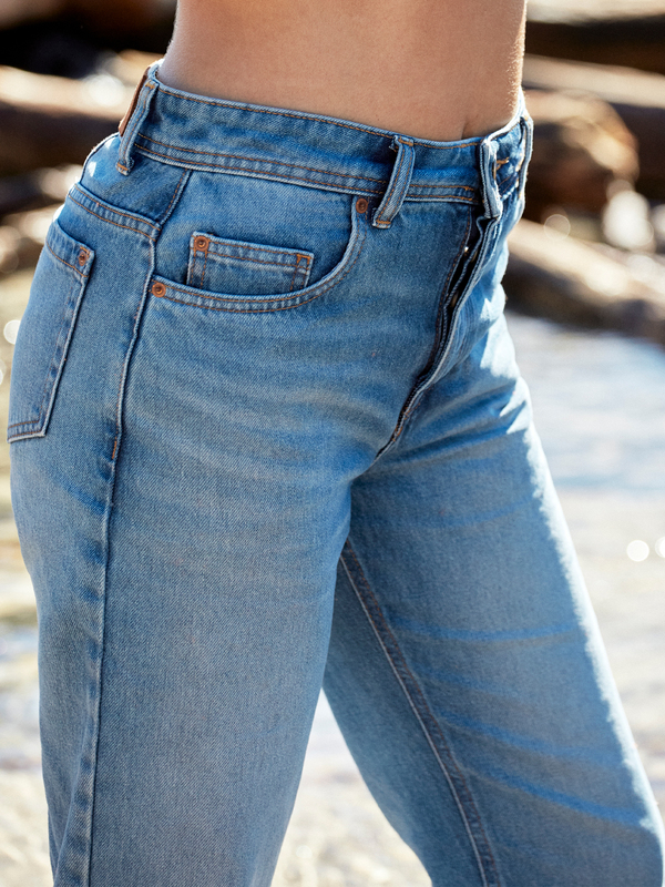 In A Minute - Straight Fit Jeans for Women  ERJDP03266