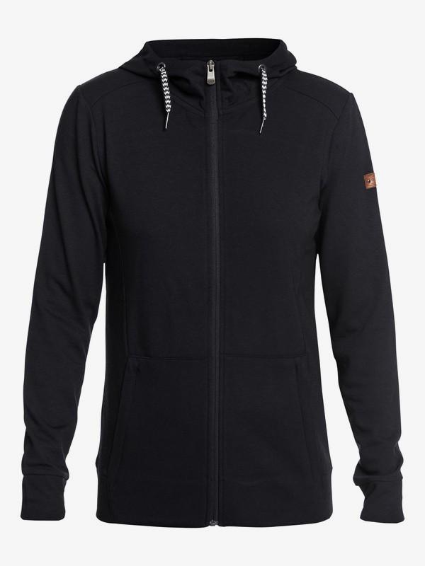Delta - Technical Zip-Up Hoodie for Women  ERJFT03738