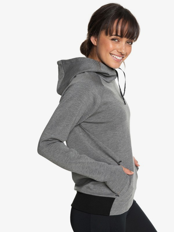 By Here Now - Bonded Hoodie for Women  ERJFT03784