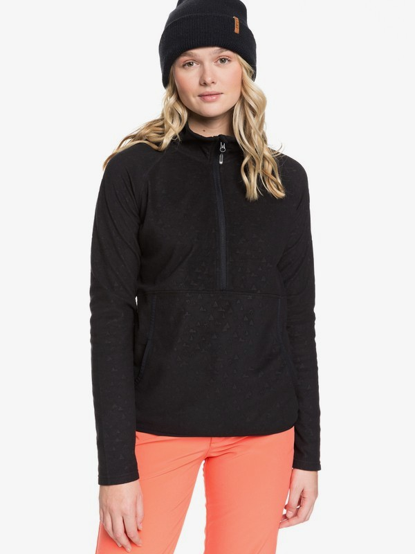 Cascade - Technical Zip-Up Fleece for Women  ERJFT03964
