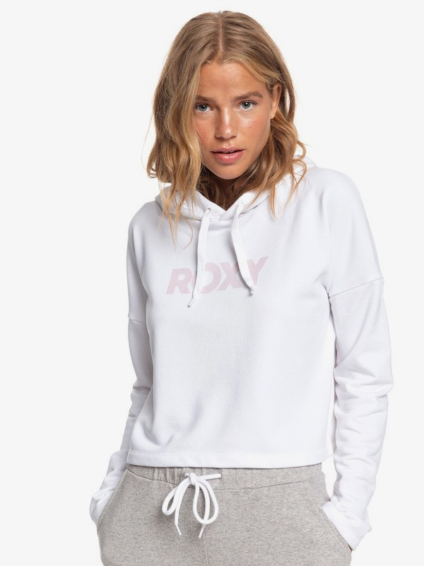 Fabulous Party - Cropped Sports Hoodie  ERJFT04138