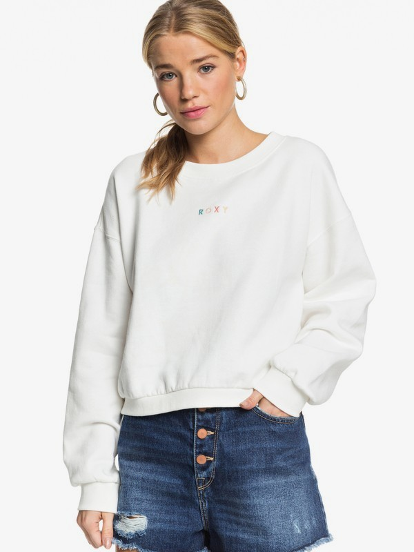 Sunset Session - Cropped Sweatshirt  ERJFT04158