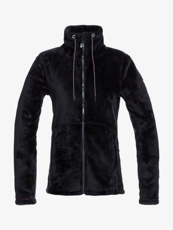 Tundra - Technical Zip-Up Fleece for Women  ERJFT04217