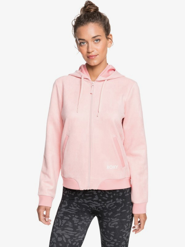 Tonight Illusions - Zip-Up Hoodie for Women  ERJFT04263