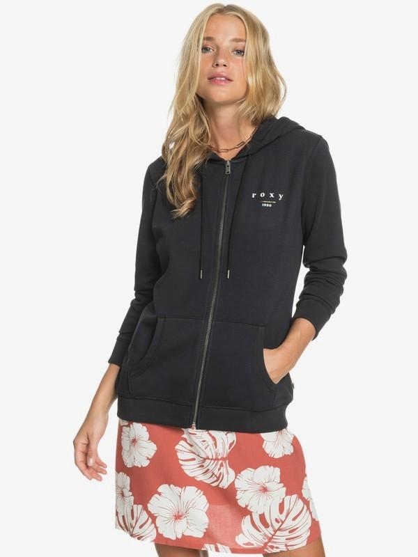 Day Breaks - Organic Zip-Up Hoodie for Women  ERJFT04380