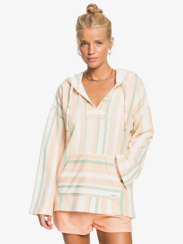 Waves And Rays - Hoodie for Women  ERJFT04425