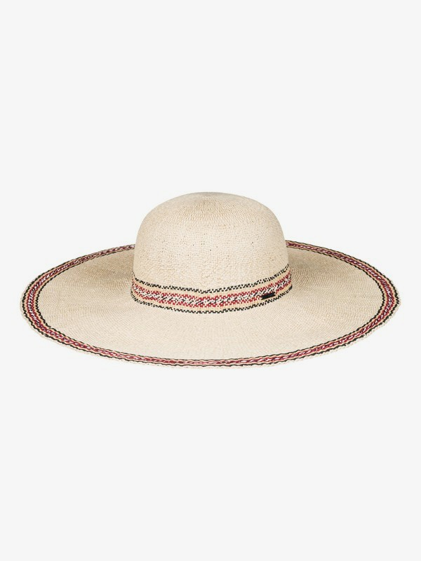Under The Coconuts - Straw Sun Hat for Women  ERJHA03385