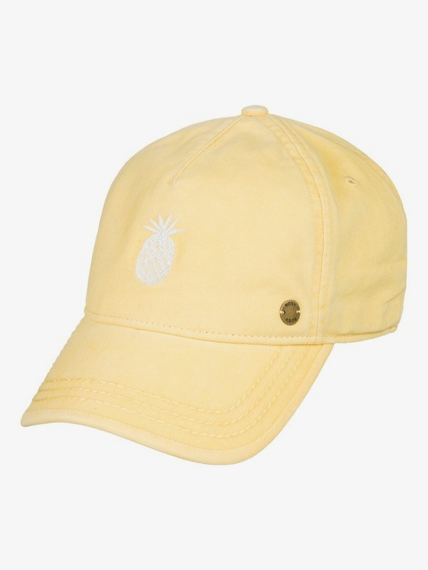0 Next Level Baseball Hat Yellow ERJHA03509 Roxy