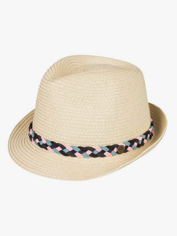 Sentimiento - Straw Trilby Hat for Women  ERJHA03528