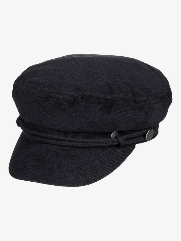 0 Years After Baker Boy Hat Black ERJHA03530 Roxy