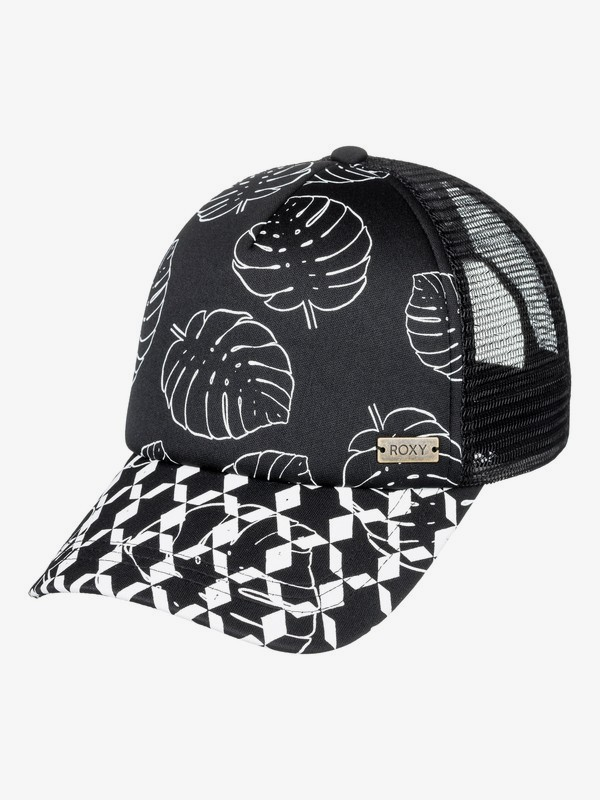 0 Waves Machine Trucker Hat Multicolor ERJHA03534 Roxy