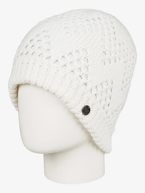 0 Glacialis - Bonnet pour Femme Blanc ERJHA03558 Roxy