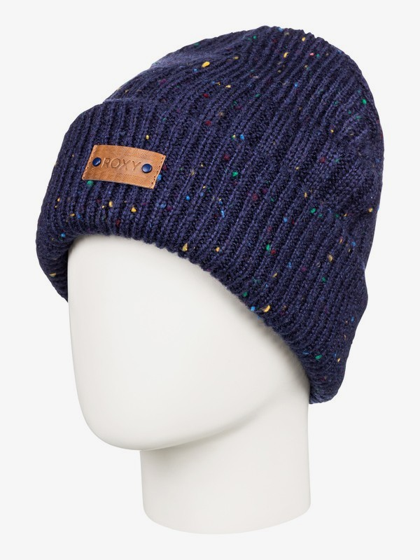 0 Taylor Street - Bonnet à revers pour Femme Bleu ERJHA03566 Roxy