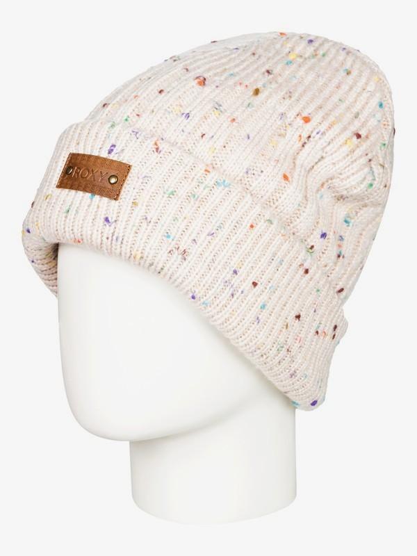 0 Taylor Street - Bonnet à revers pour Femme Blanc ERJHA03566 Roxy