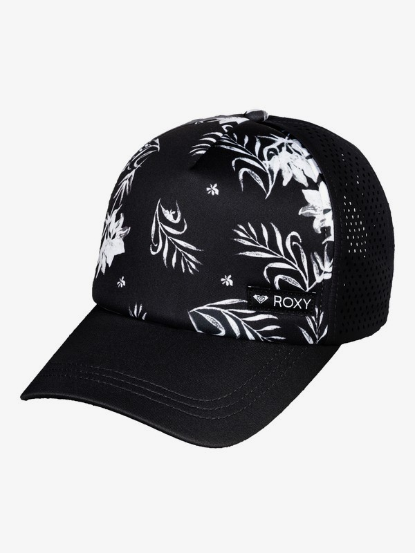 0 Waves Machine Trucker Hat Multicolor ERJHA03618 Roxy
