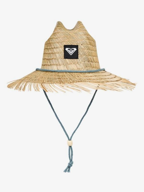 Tomboy - Straw Lifeguard Hat for Women  ERJHA03619