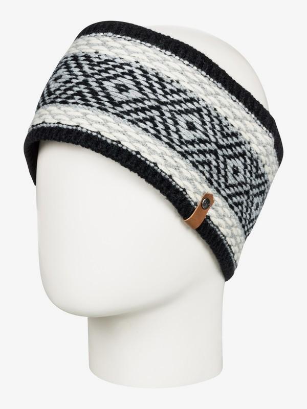Talya - Knitted Polar Fleece Headband  ERJHA03749