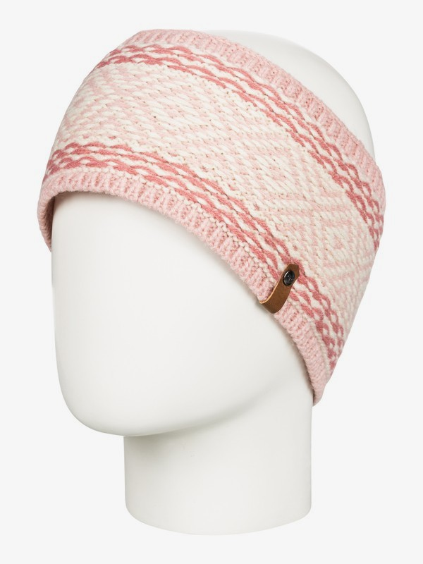 Talya - Knitted Polar Fleece Headband  ERJHA03749