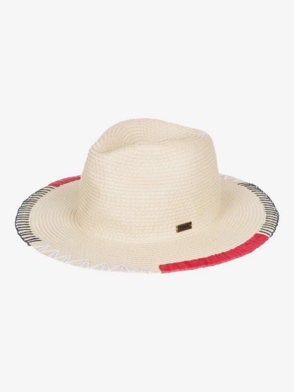 Only Escape - Straw Sun Hat for Women  ERJHA03901