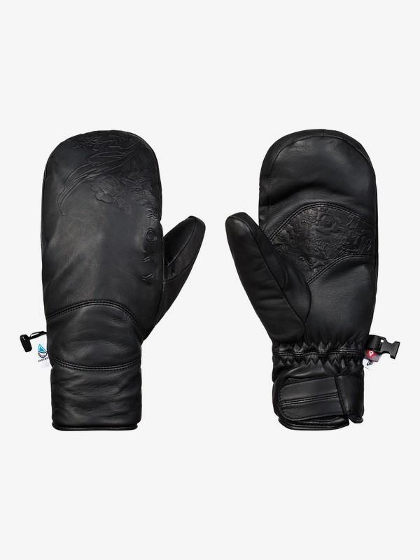 Torah Bright Abyss - Ski/Snowboard Mittens for Women  ERJHN03100