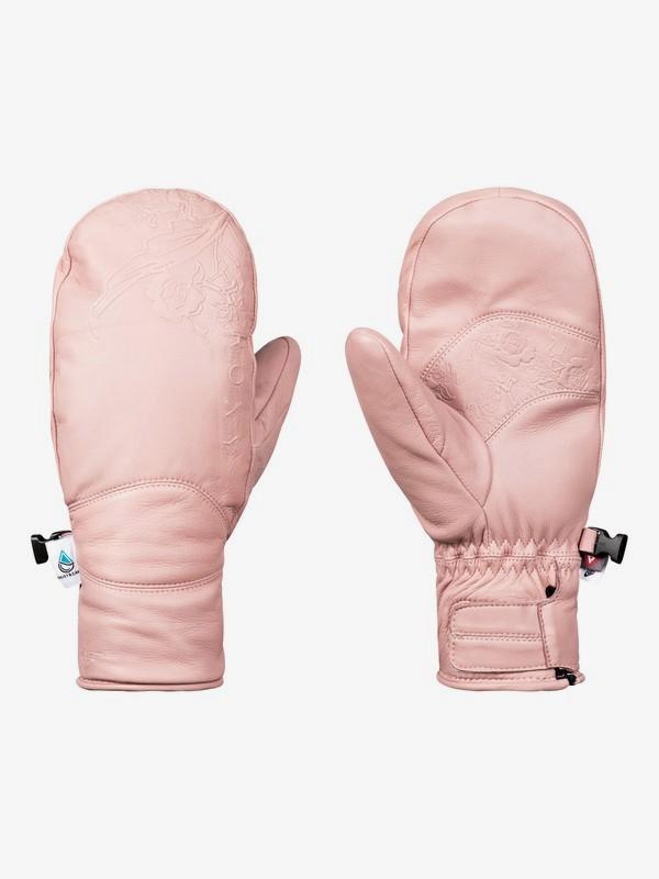 0 Torah Bright Abyss Snowboard/Ski Mittens Pink ERJHN03100 Roxy