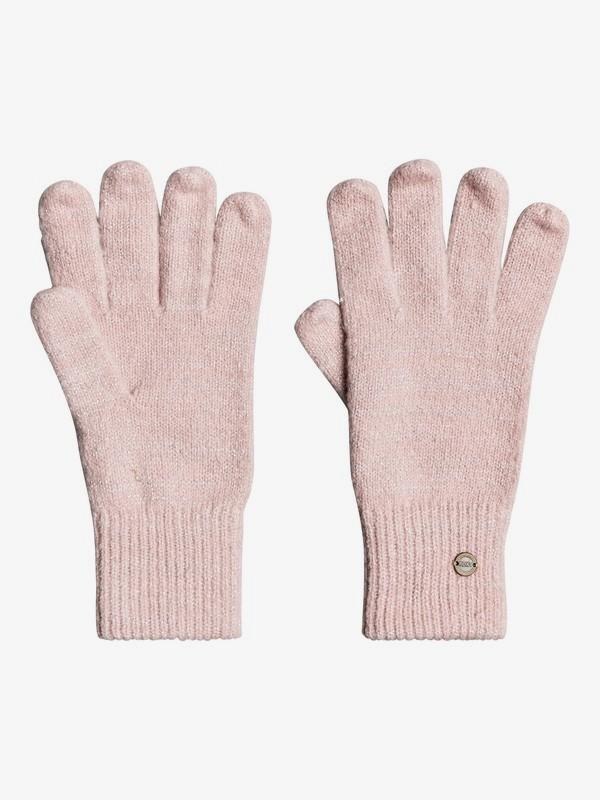 Kind Of Day - Knitted Gloves for Women  ERJHN03176