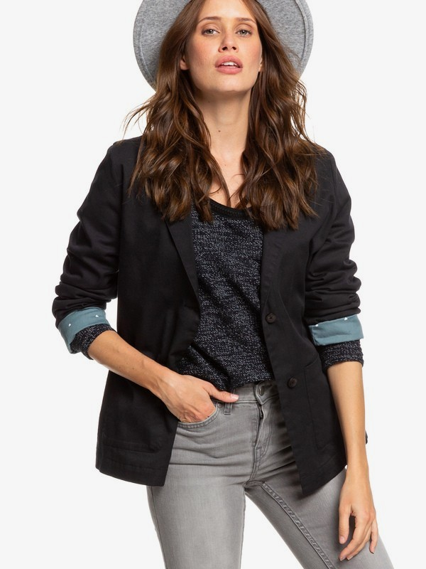 Roll The Dice - Lightweight Blazer for Women ERJJK03318