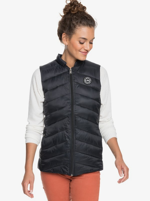 Coast Road - Lightweight Packable Padded Vest for Women  ERJJK03386
