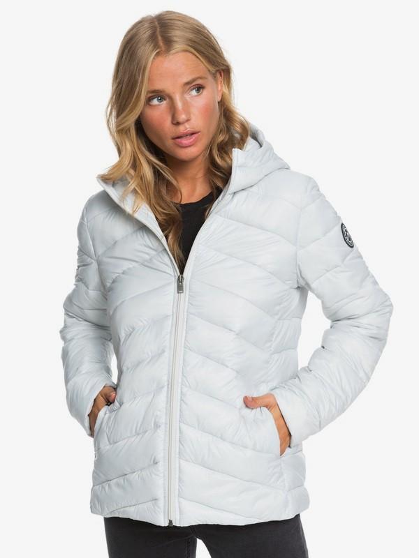Coast Road - Water-Resistant Lightweight Packable Padded Jacket for Women  ERJJK03388