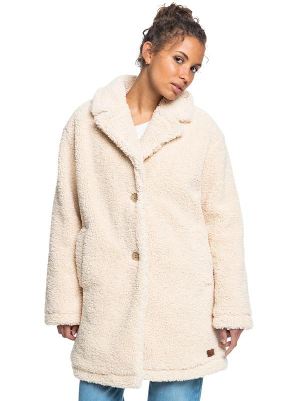 Far From Home - Sherpa Coat for Women  ERJJK03493