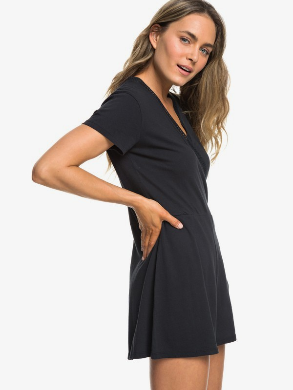 Travel Dream - Short Sleeve Playsuit for Women ERJKD03245