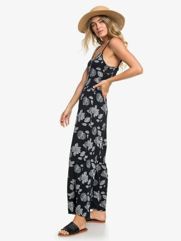 Summer Girls - Strappy Wide-Leg Jumpsuit for Women  ERJKD03259