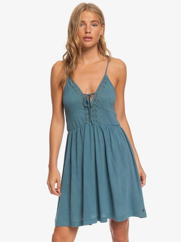 Little Something Love - Strappy Dress for Women  ERJKD03299