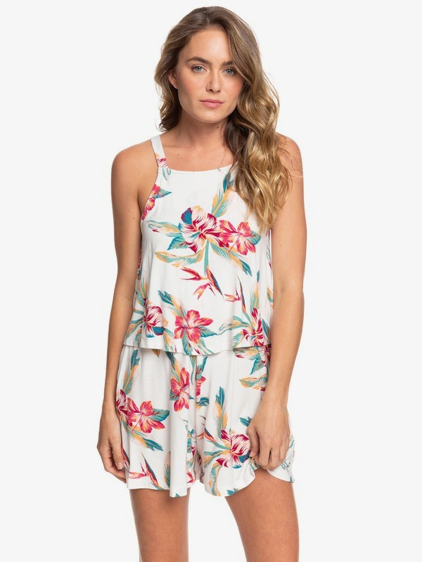 Favorite Song - Strappy Playsuit  ERJKD03324