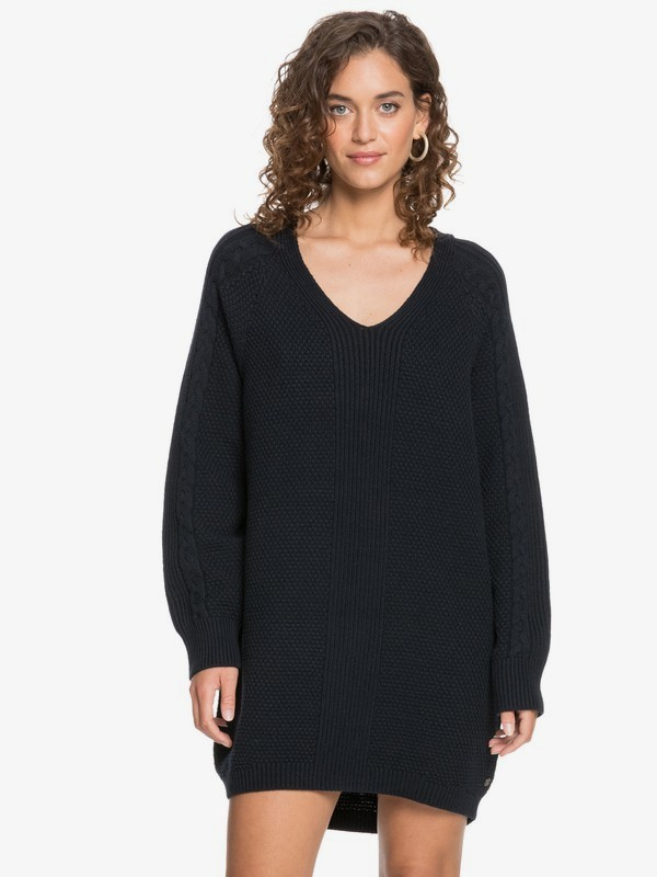 Baby Crush - Oversized Jumper Dress for Women  ERJKD03339