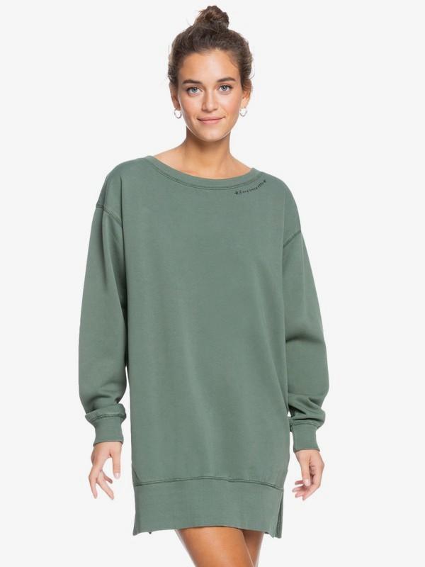 Meeting Up - Fleece Dress for Women  ERJKD03380
