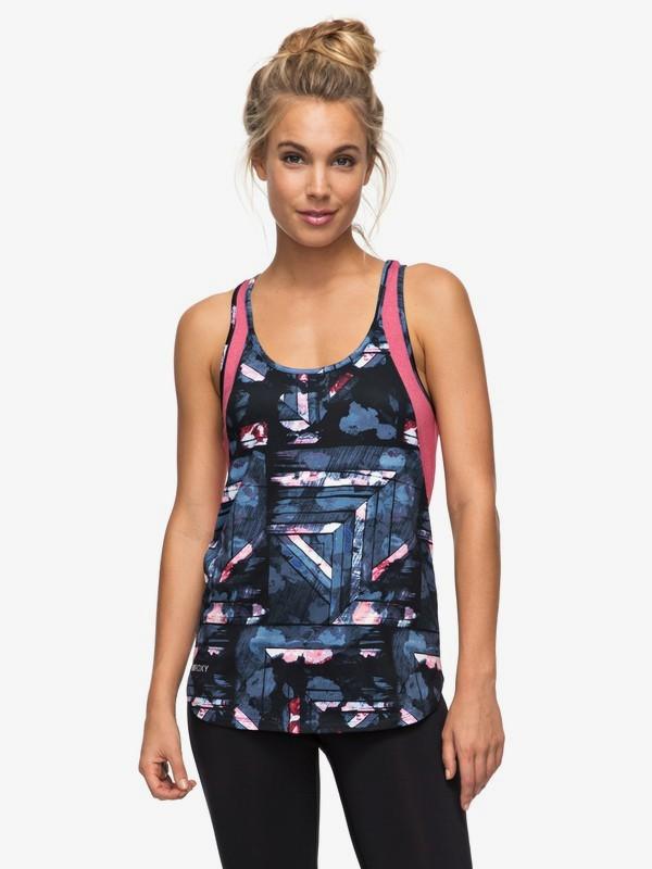 Beat The Rythm - Technical Vest Top for Women  ERJKT03296