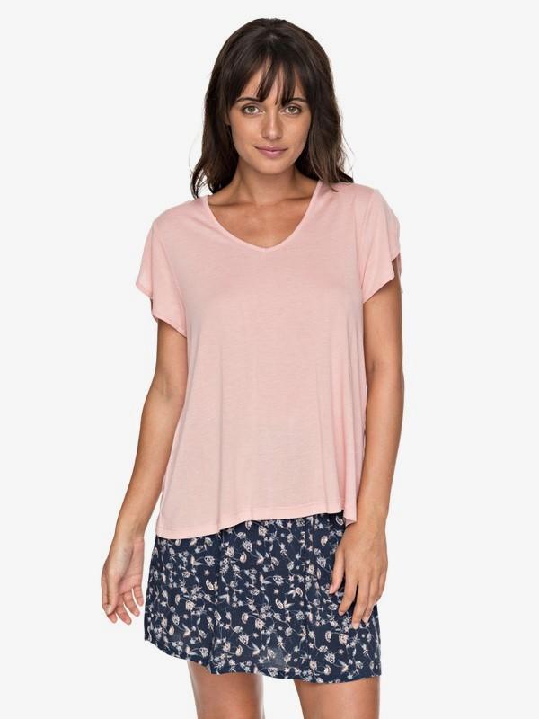 All About Sun - Short Sleeve Top for Women  ERJKT03355
