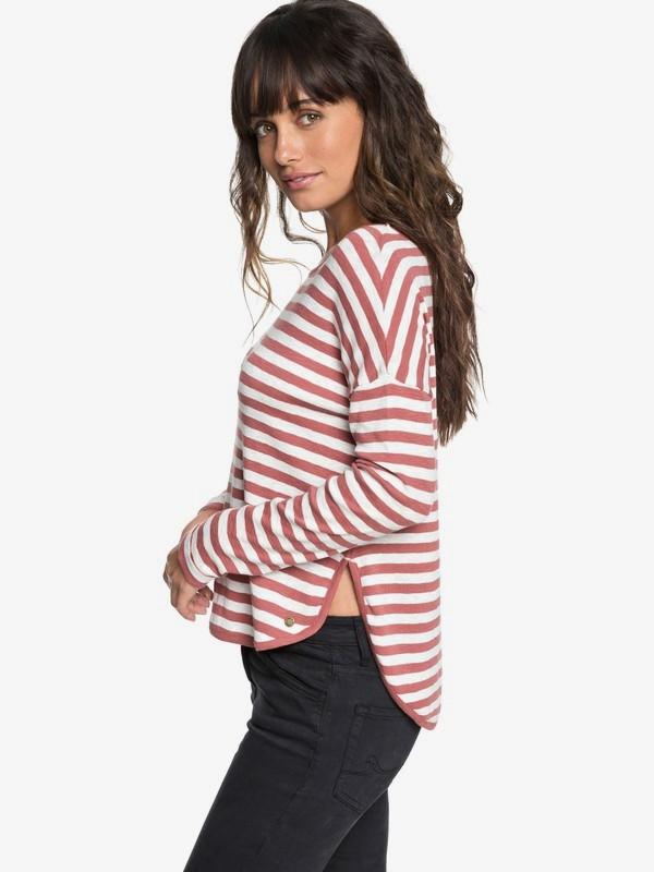 Curious Direction - Long Sleeve T-Shirt for Women  ERJKT03464